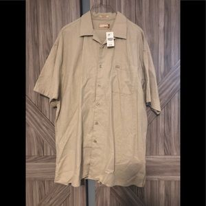 Other - Man's linen shirt and pant combo